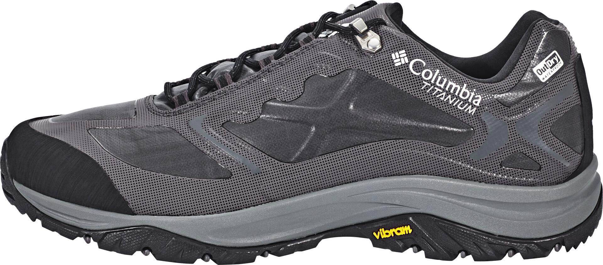 buy popular 41083 e8577 Sur Noir Columbia Outdry Terrebonne Chaussures Campz Extreme Homme wxxAYPnq4